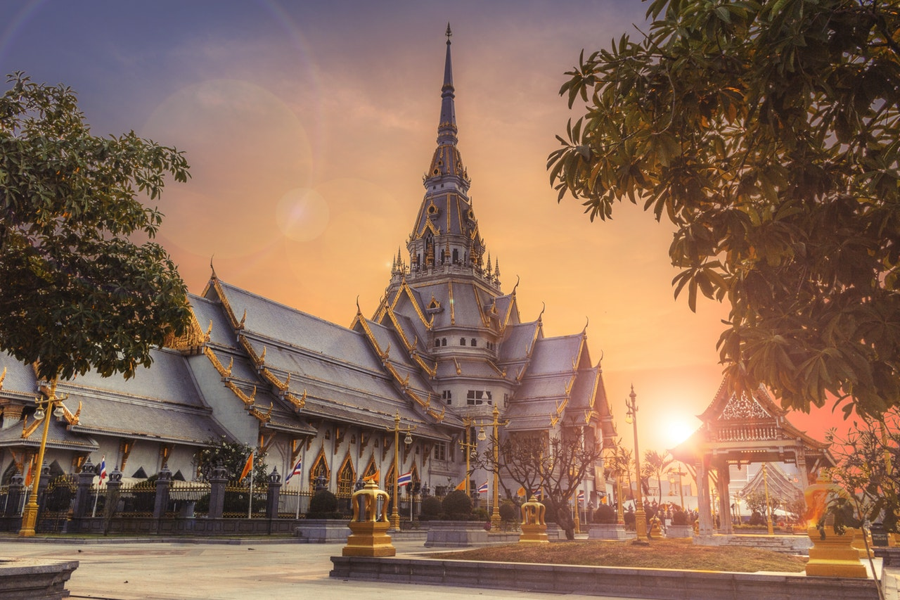 Wisata Thailand Bangkok