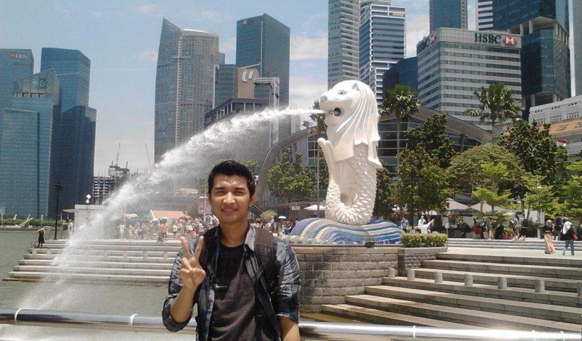 Marlion Park Singapura