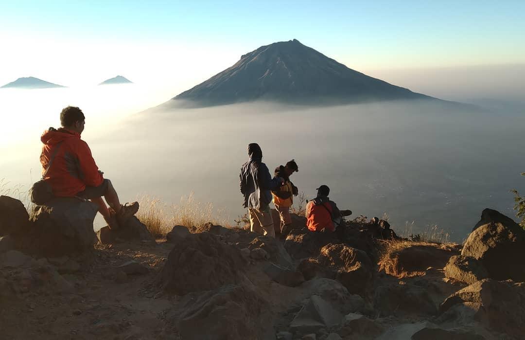 Track Gunung Sumbing