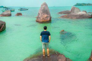 """Melancong Ke Belitung, Kepingan """"Syurga"""" di  Pulau Laskar Pelangi"""