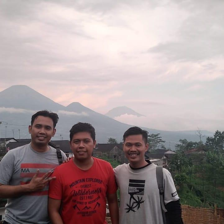 Basecamp Gunung Bismo