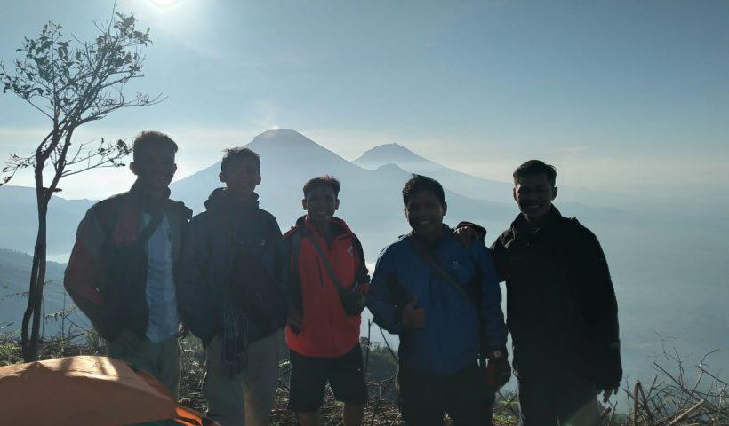 Pendakian Gunung Bismo