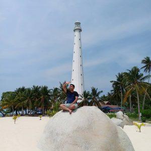 """Hopping Island di Belitung, Setetes """"Syurga"""" Nan Membuatku Jatuh Hati"""
