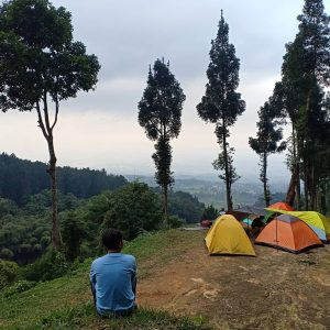 Biker Travel : Camping Ceria dan Leyeh-Leyeh di Cidahu