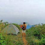 Pendakian Gunung Kuta, Bonus Bukit Wanapa dan Terasering di Bogor