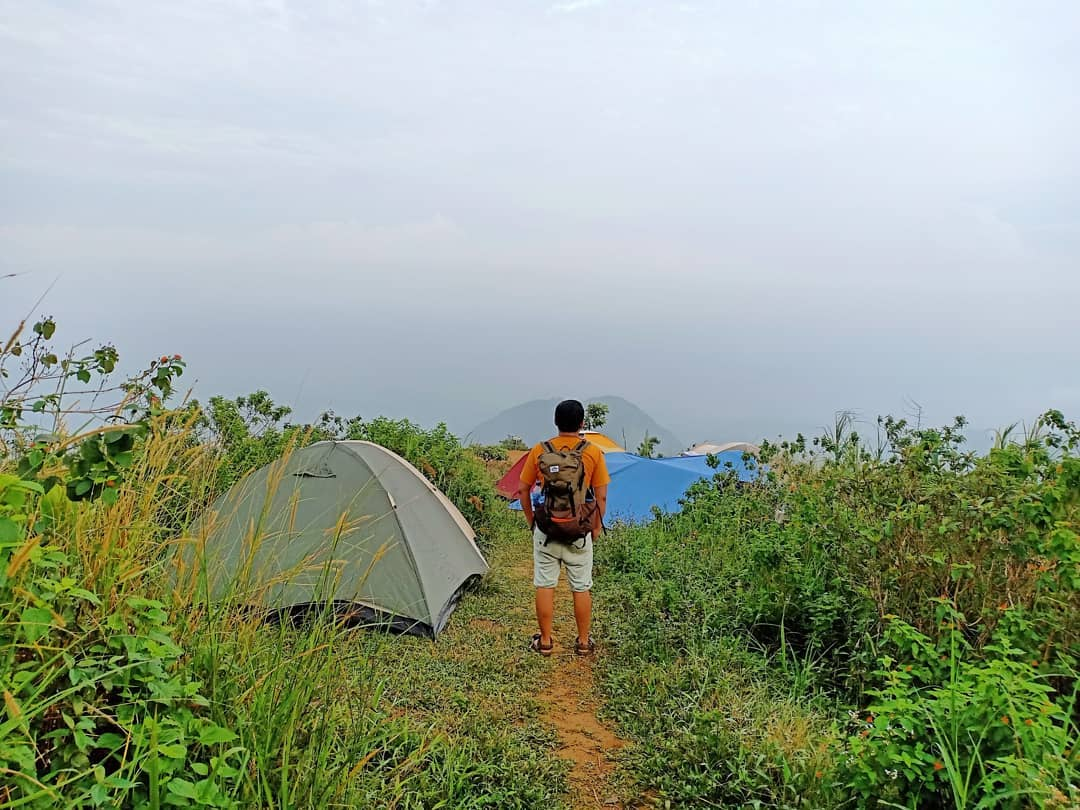 Pendakian Gunung Kuta