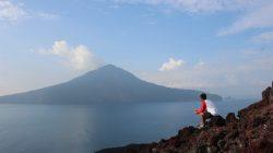 Rehat Sejenak, Pantai Sampai Anak Gunung Krakatau di Lampung